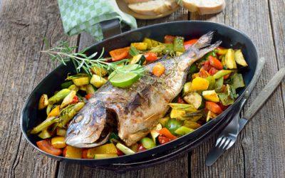 Fischessen am Karfreitag